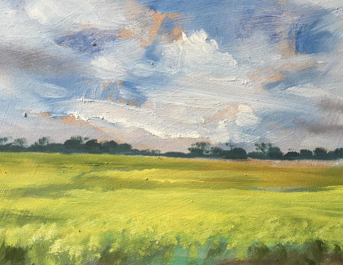 A Landscape by Rebecca