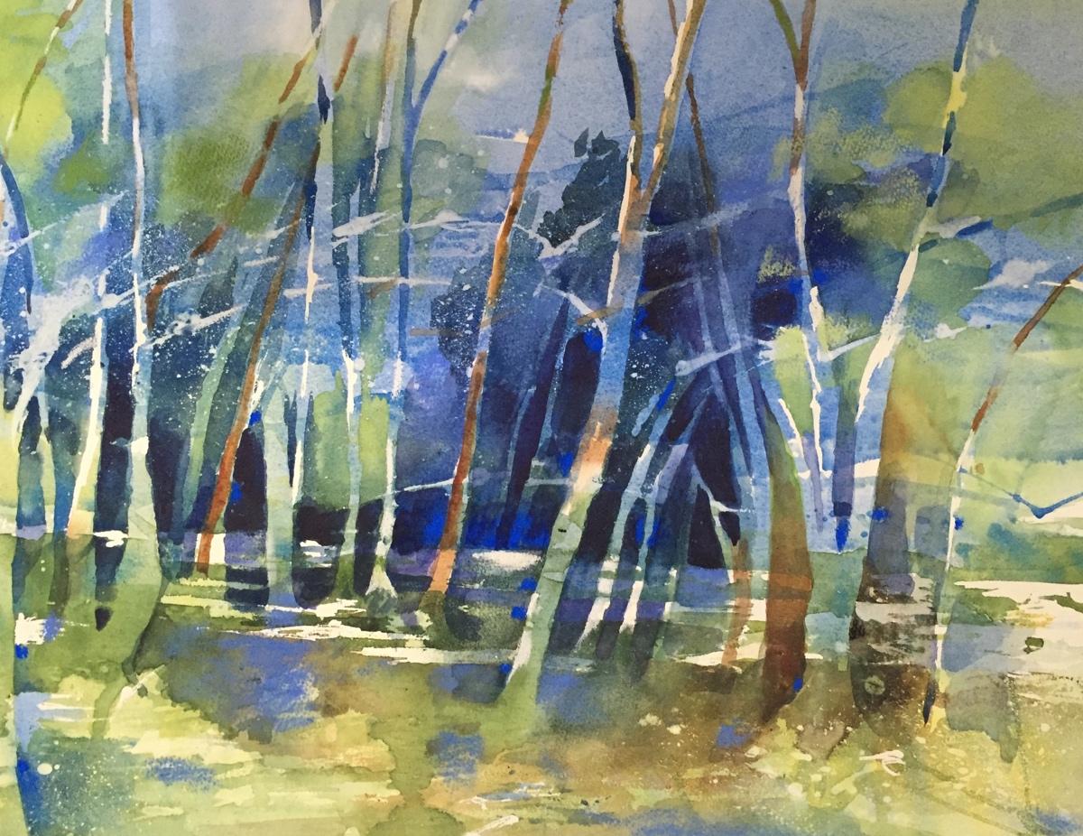 A Landscape by Rebecca Creedy Smith
