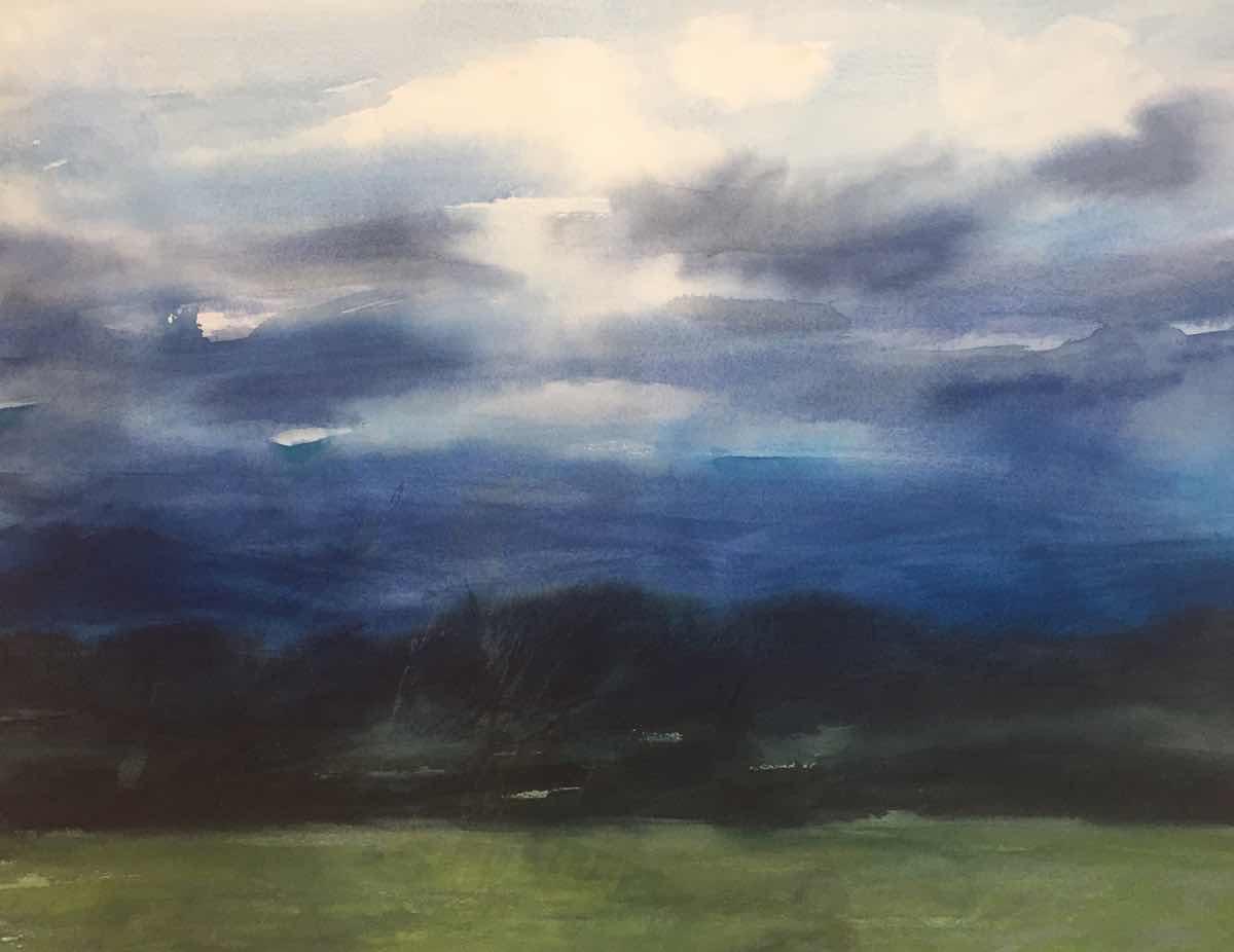 Landscape by Rebecca Creedy Smith