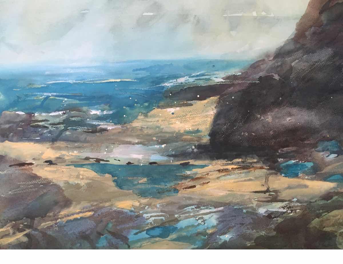 Seascape by Rebecca